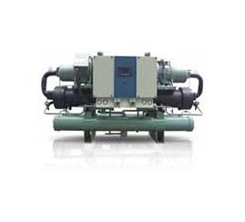 恒星商用中央空调水源热泵
