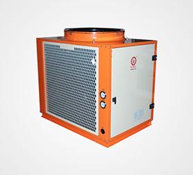 正旭电镀专用高温空气源热泵
