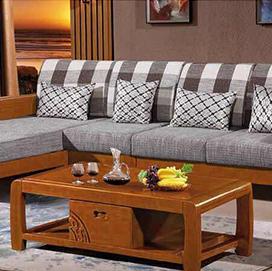 布包实木沙发家具