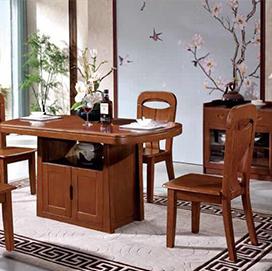 实木餐桌椅类
