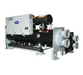 开利 23XRV 变频螺杆式冷水机组