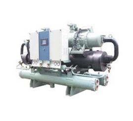 恒星 水冷螺杆式工业冷水机组