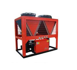 恒星热能中央空调智�能热水机组