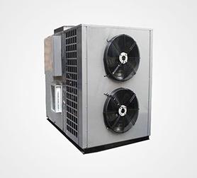 10P整体式高」温空气源热泵